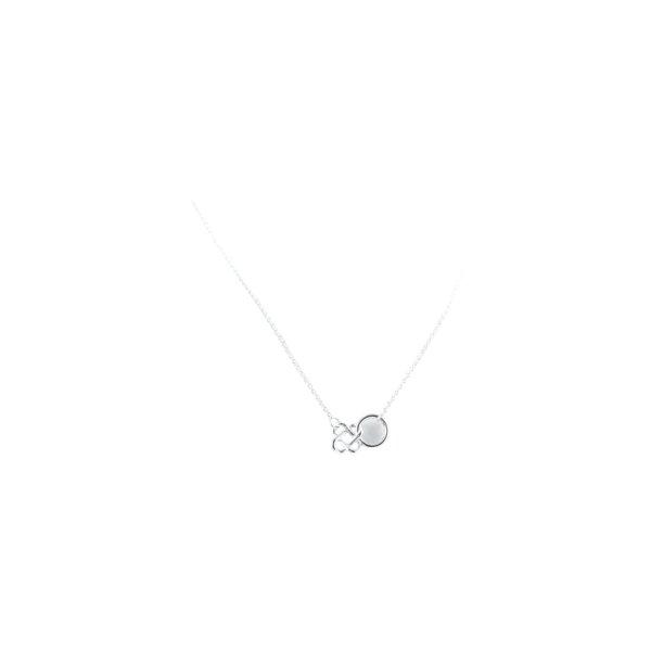 Stilnest Silberkette silberfarben Casual-Look