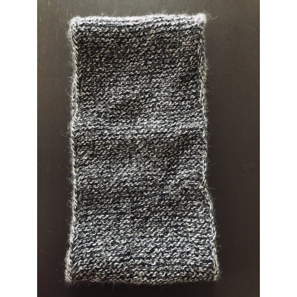 Stirnband Kashmirwolle
