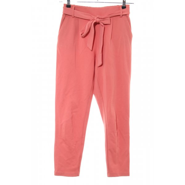 Stoffhose pink Business-Look