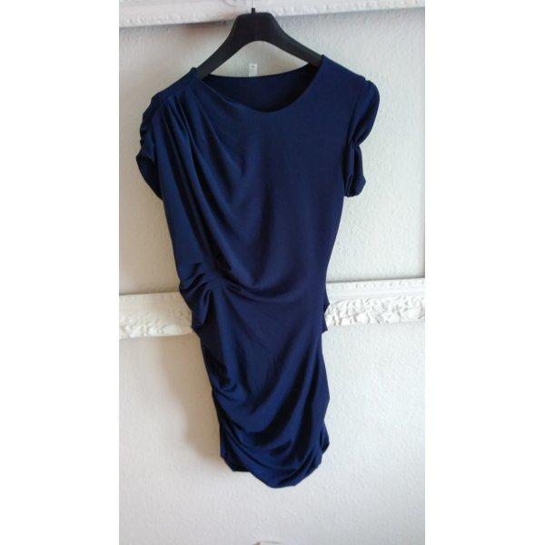 Strechkleid in Blau von Vero Moda, Gr. 40