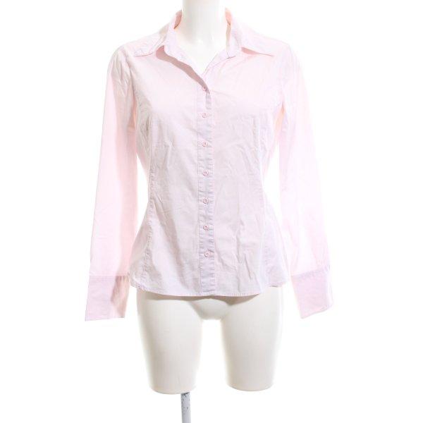 Street One Langarmhemd pink Business-Look