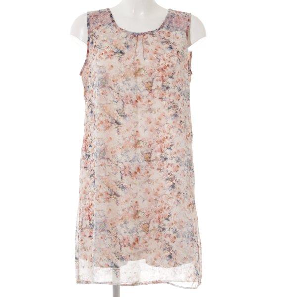 Street One Minikleid Blumenmuster Casual-Look