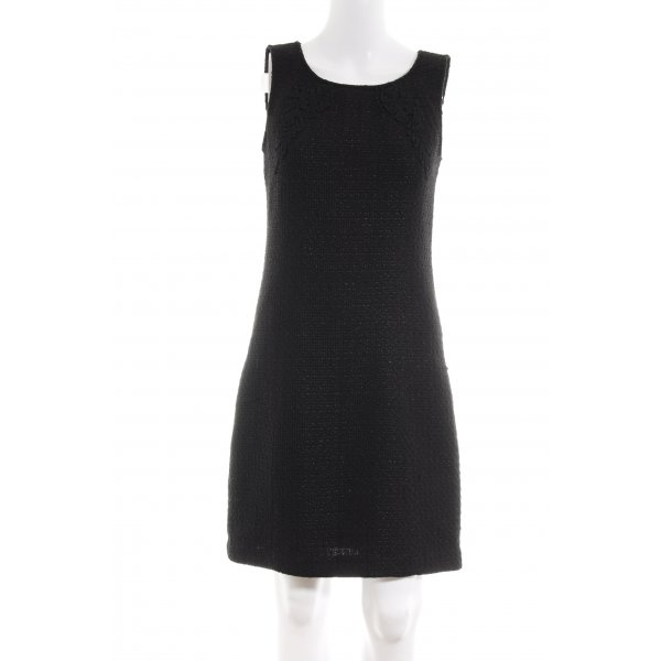 Street One Woolen Dress black simple style