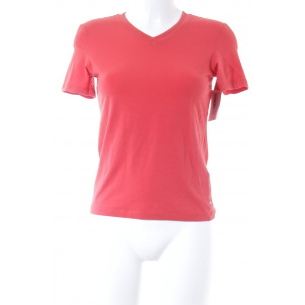 Strenesse Blue T-Shirt rot Casual-Look