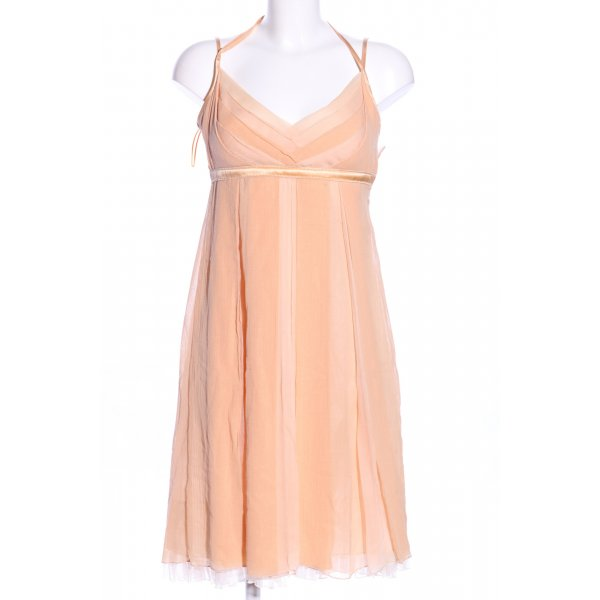 Strenesse Gabriele Strehle Trägerkleid nude Elegant