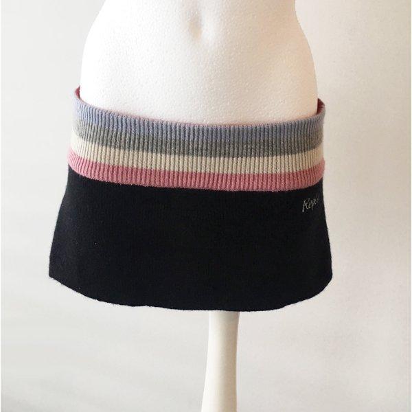 Replay Jupe tricotée multicolore laine