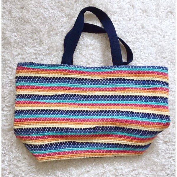 Stylische Strandtasche gestreift von Seafolly Neu