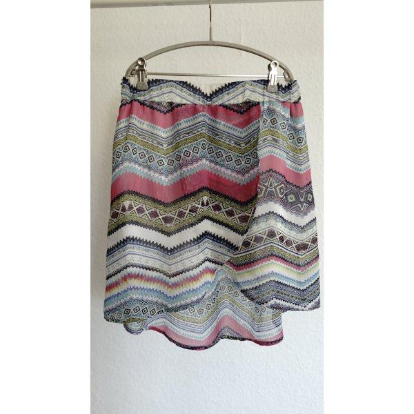 Ann Christine Mini-jupe multicolore