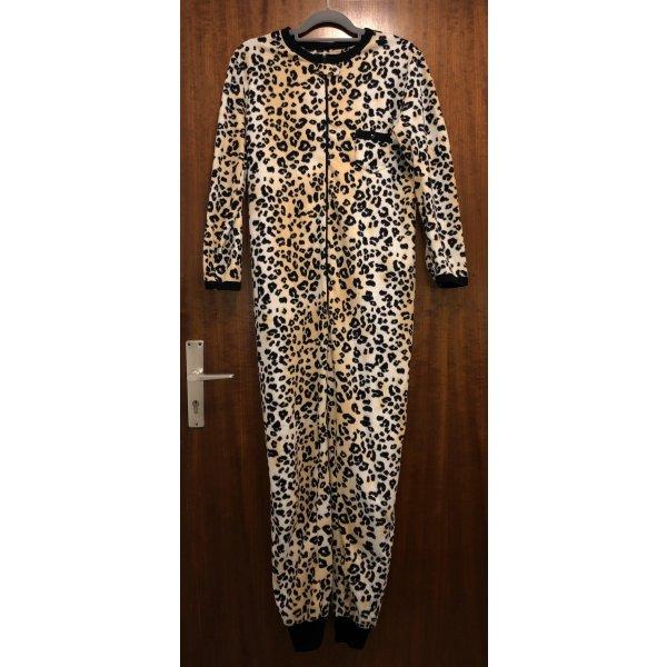 Süßer Leoparden Onecie, Gr. S, flauschig weich