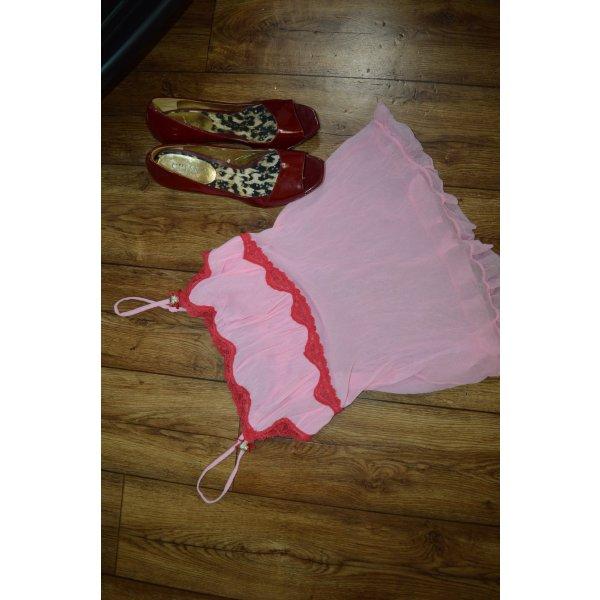 Süßes Negligee Victoria's Secret.  in rose Rot 40