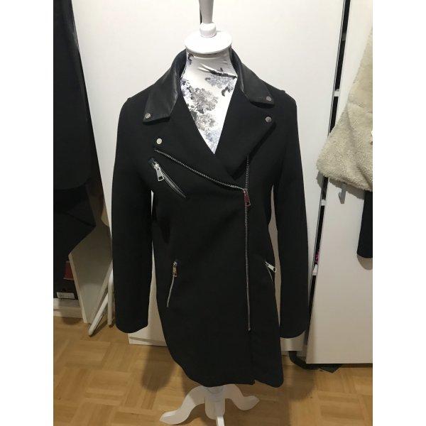 Super coole lange Zara Jacke Mantel Business Jacke Look Musthave Blogger