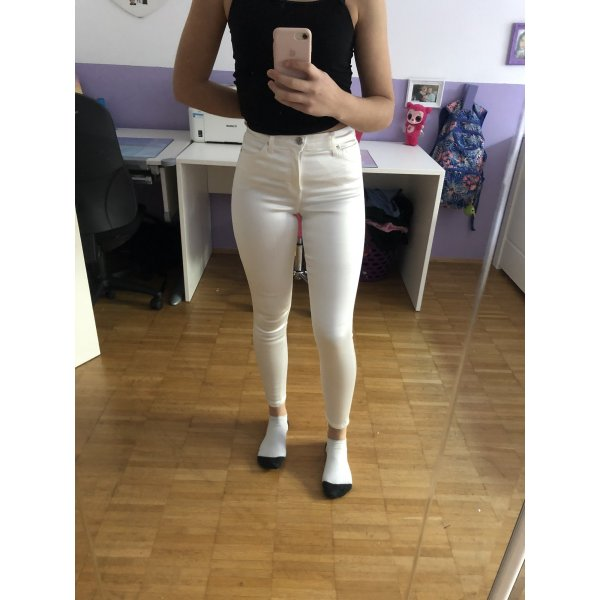 Super skinny high waist