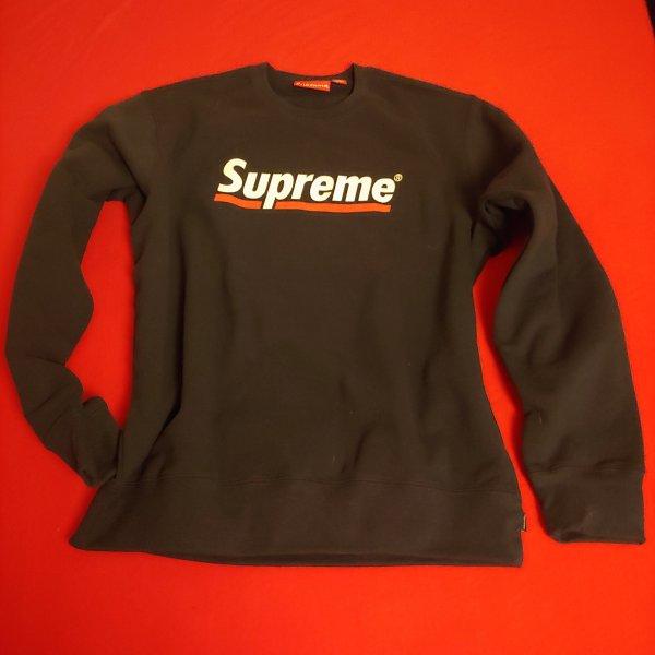 Supreme Pulli, Sweatshirt, Gr.M, sehr bequem, Neu
