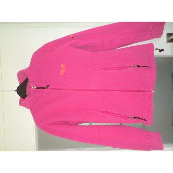 Sweatshirt Jacke pink Jack Wolfskin
