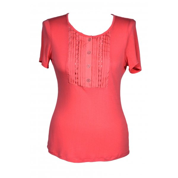 T-Shirt in Orange von Reiss