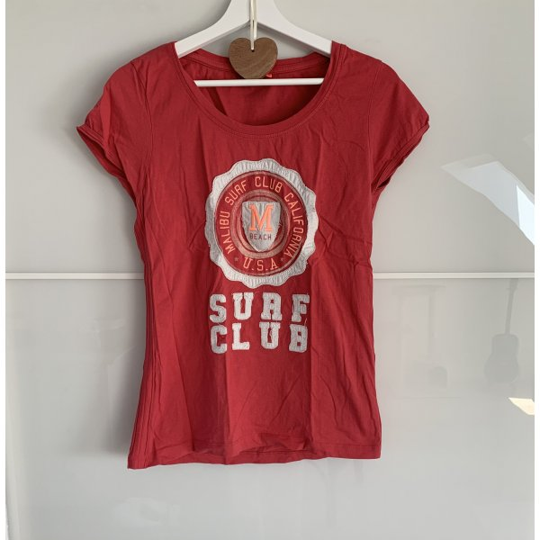T Shirt Only rot