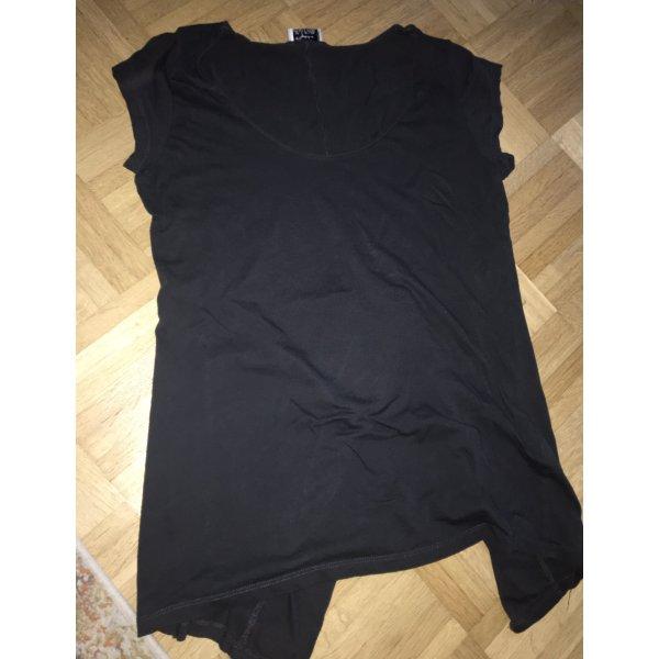 T-Shirt Zara Schlitz Rücken Zara