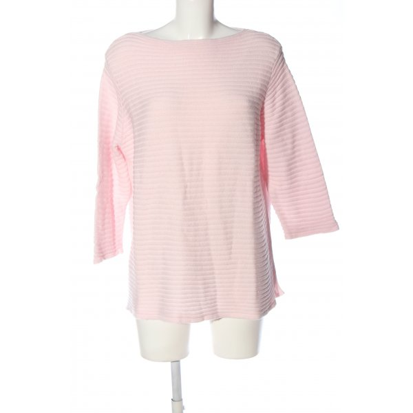 talk about Grobstrickpullover pink Casual-Look