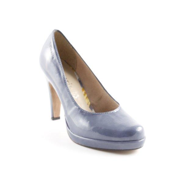 Tamaris High Heels grauviolett Elegant