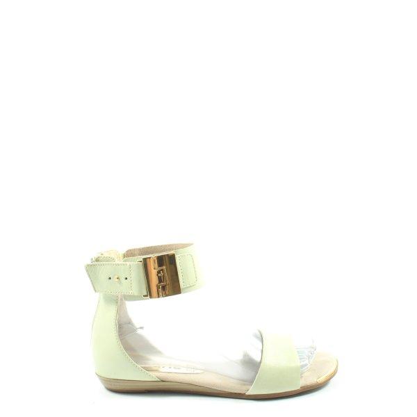 Tamaris Komfort-Sandalen grün Casual-Look