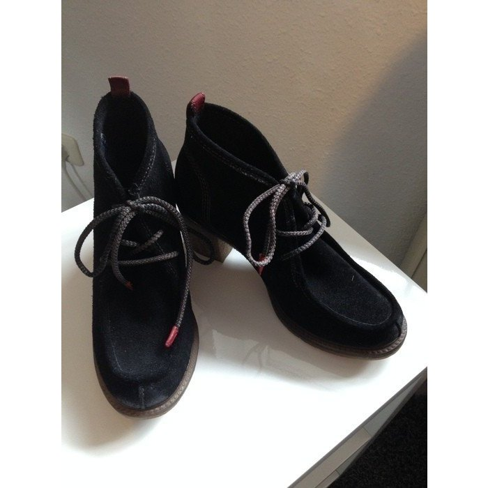 Tamaris Schuhe Gr.38, schwarz, neuwertig