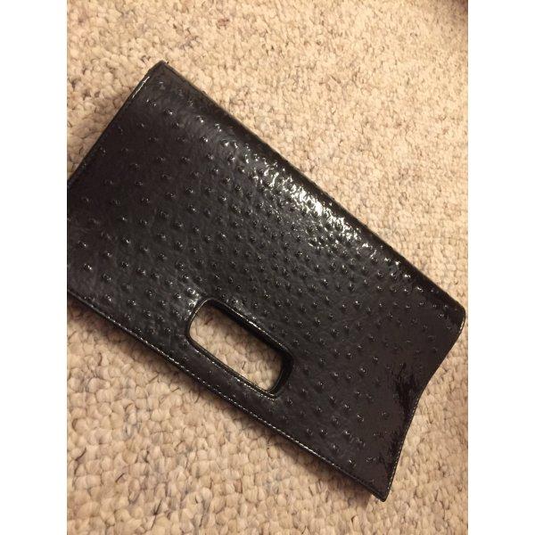 Tasche  clutches schwarz