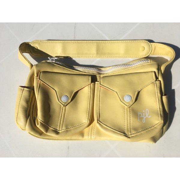 Tasche, Handtasche, Pepe Jeans, Gelb, Nagelneu