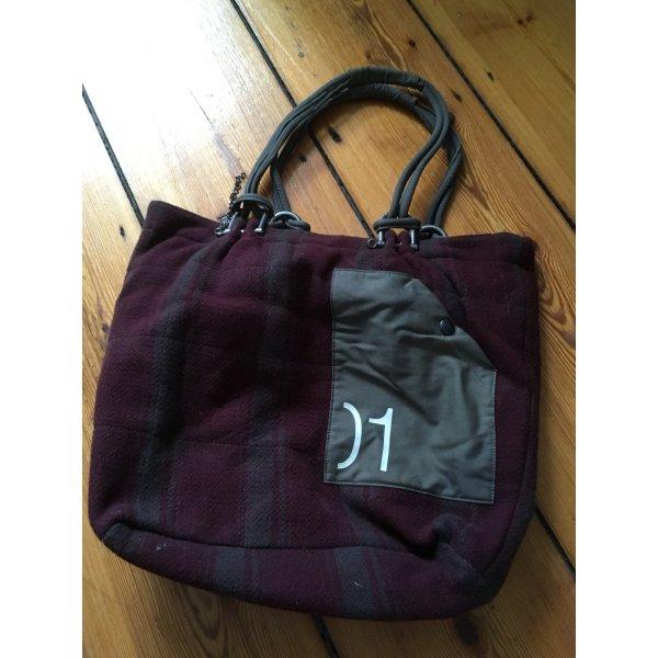Tasche, Handtasche, Wolle G-Star