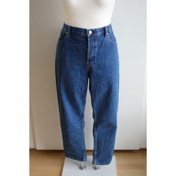 The 90's Cheeky Straight Jeans medium blue