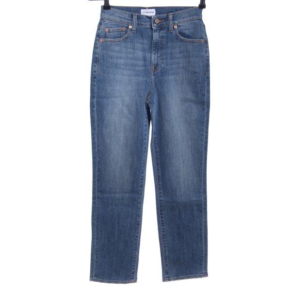 The Drop High Waist Jeans blau Casual-Look