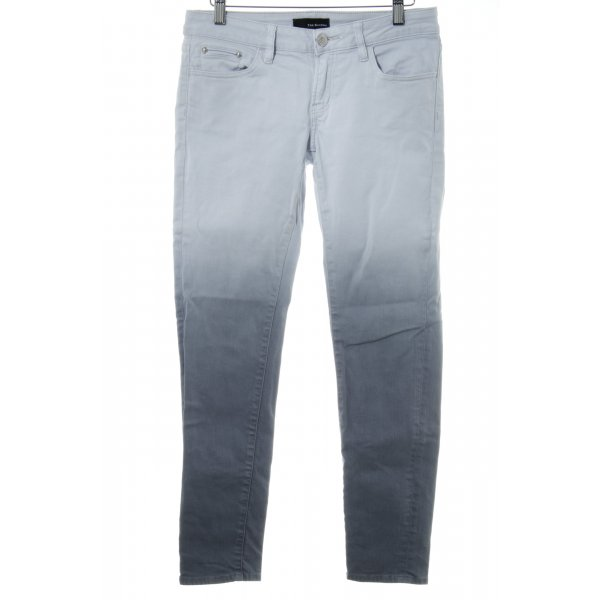 The Kooples Hüftjeans grau-blassblau Casual-Look