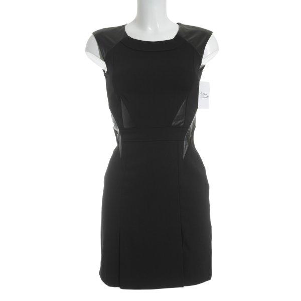 The Kooples Minikleid schwarz Elegant
