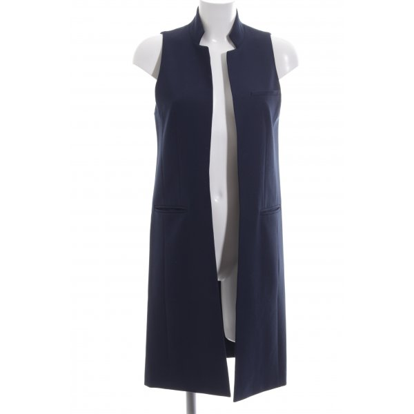 (The Mercer) NY Long-Blazer dunkelblau Business-Look