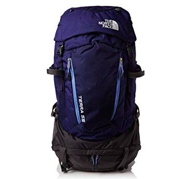 The North Face Wandelrugzak donkerblauw-antraciet