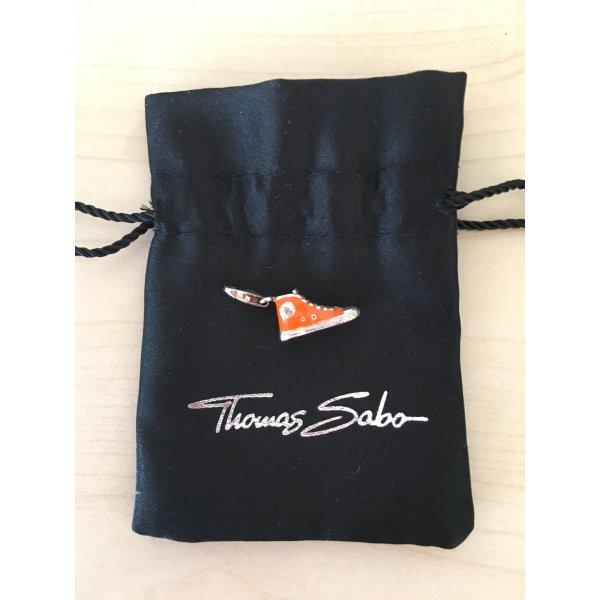 Thomas Sabo Charm Turnschuh orange