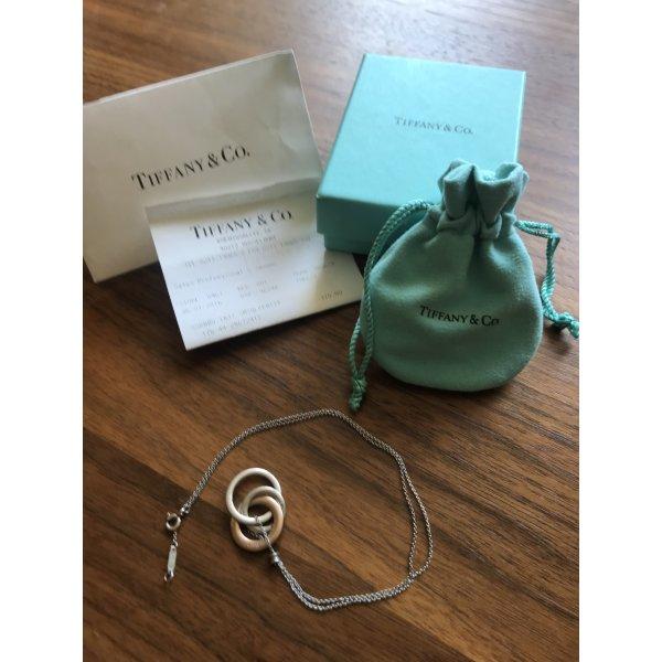 """Tiffany 1837 Kette mit Anhänger """"verschlungene Ringe"""""""