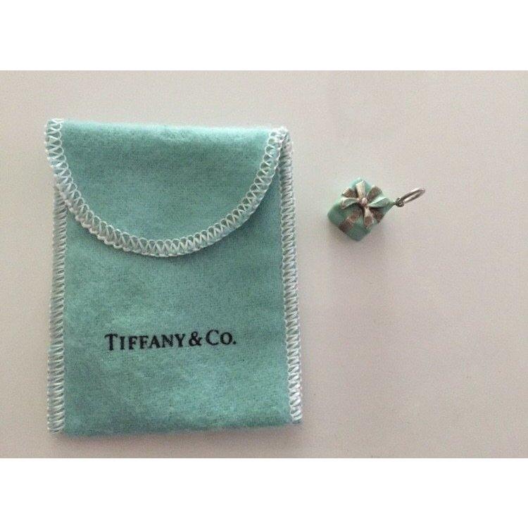 Tiffany Blue Box Charm