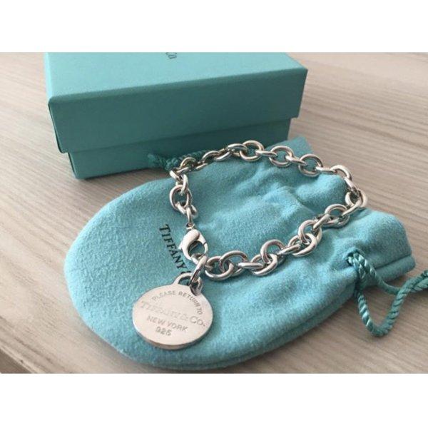 Tiffany & Co. Armkette 925 Silber