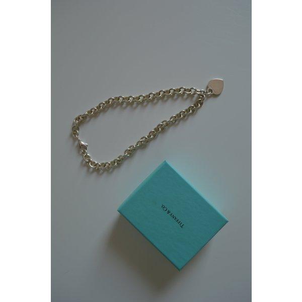 Tiffany & Co Original Sterling Halskette mit Herz