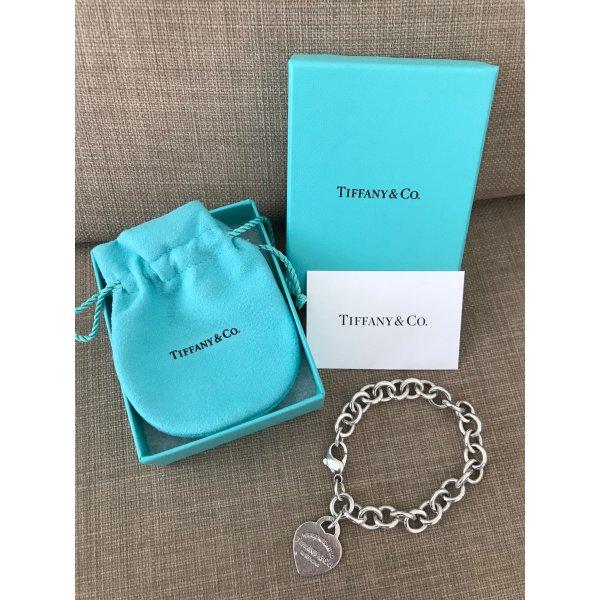 Tiffany Return to Tiffany Charm-Armband mit Herzanhänger
