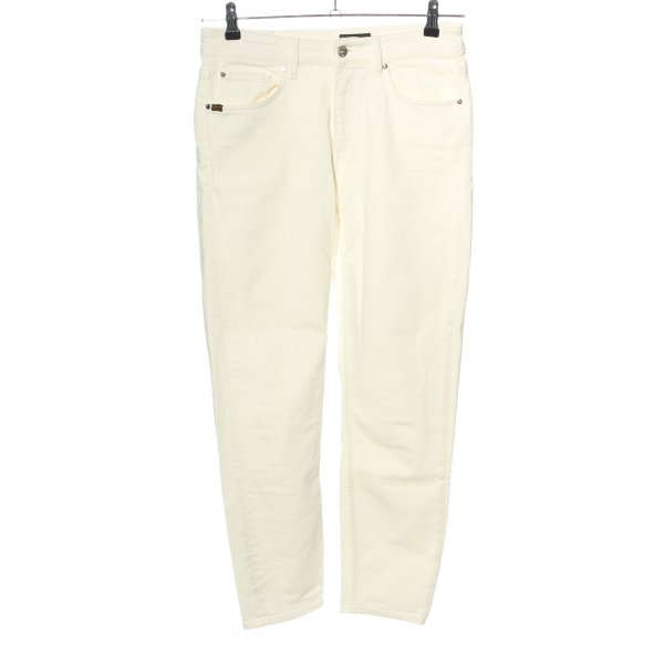 Tiger of sweden High Waist Jeans wollweiß Casual-Look
