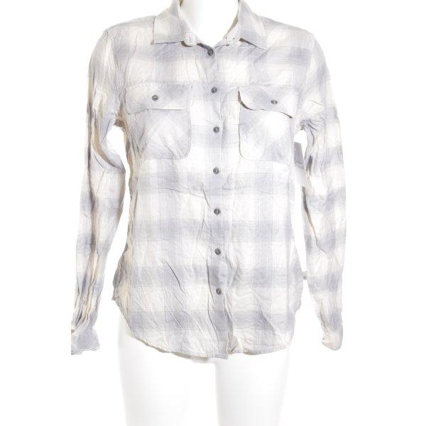 Timberland Langarmhemd creme-grau