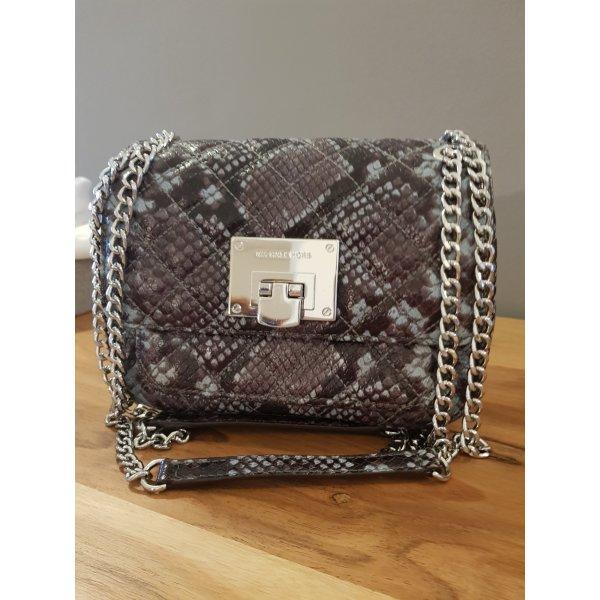 Tolle Handtasche von MK in Schlangenprägung