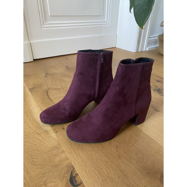 Tolle Samt-Boots
