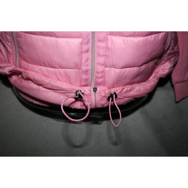 tolle Softshell / Steppjacke in rosa von Yessica -  neu