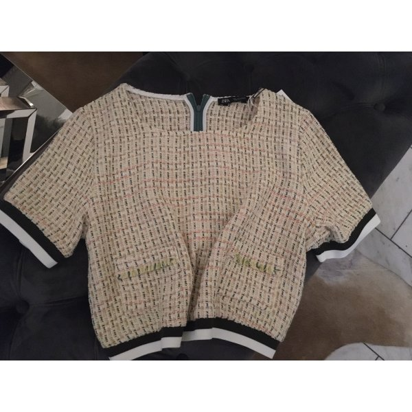 Toller Pullover Gr 38 ( Chanel Style ) Edel )