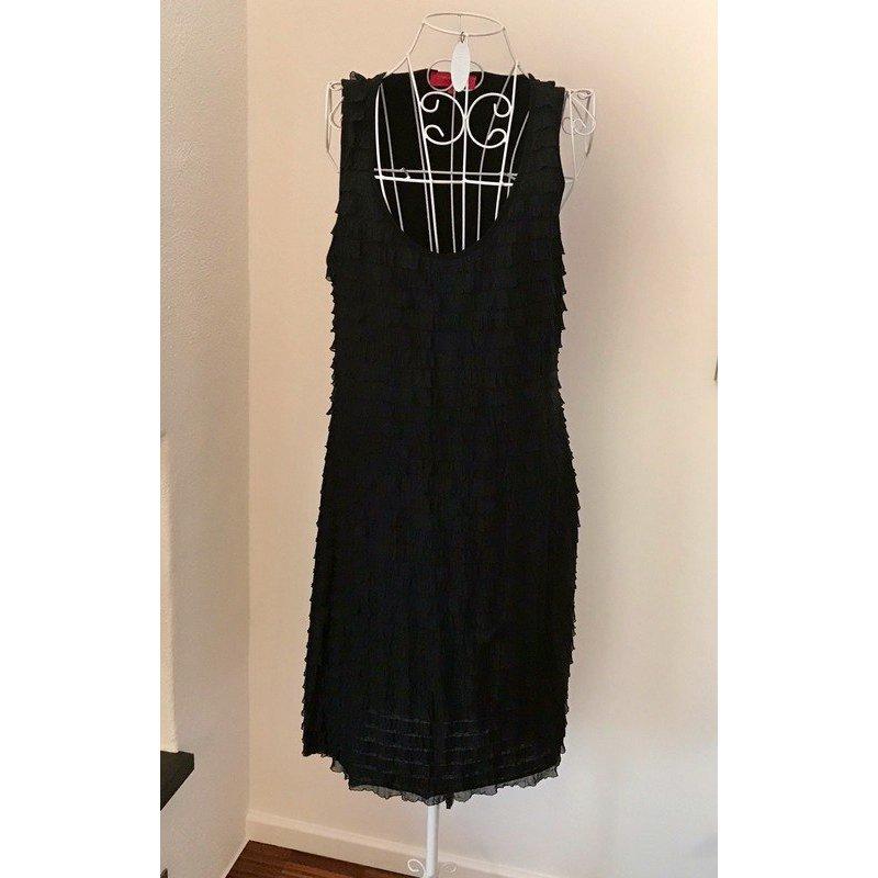 Tolles schwarzes Kleid von Melvin Glamour