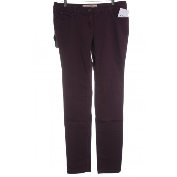 Tom Tailor Denim Skinny Jeans dunkelviolett