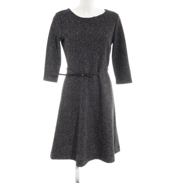 Tom Tailor Sheath Dress black-light grey business style