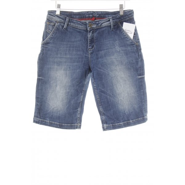 Tommy Hilfiger 3/4 Jeans blau Casual-Look